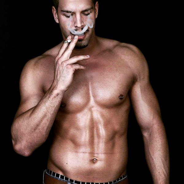 rauchen und bodybuilding